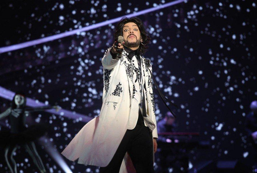 Филипп Киркоров на сцене