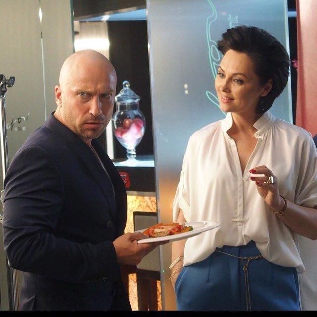 Дмитрий Нагиев в сериале «Кухня»