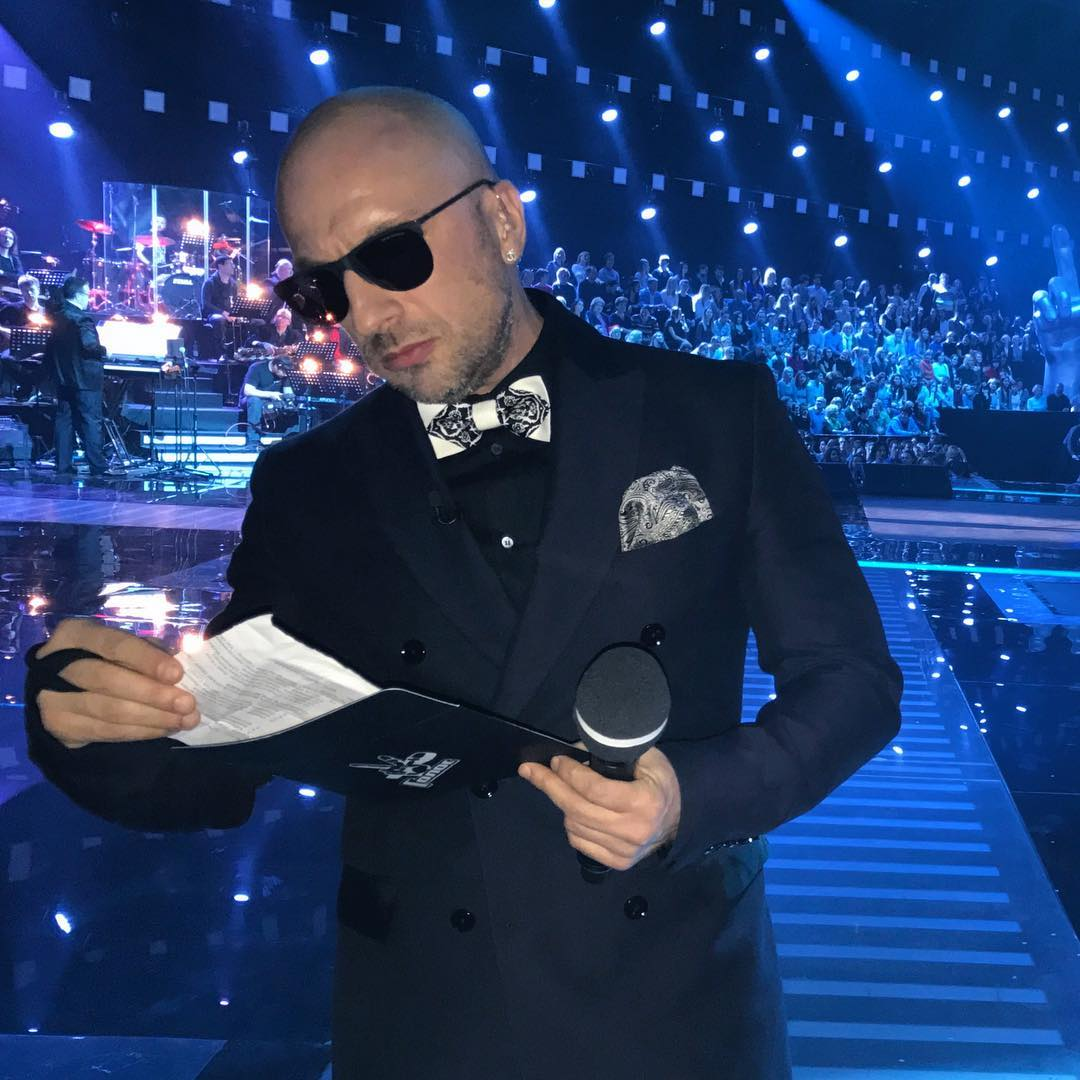 Дмитрий Нагиев на шоу «Голос»