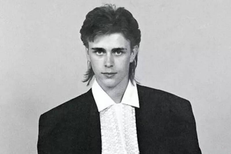Петр Чернышев в юности, фото предоставлено «Комсомольской правдой»