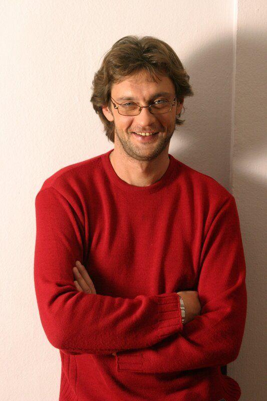 Александр Домогаров на фотосъемке