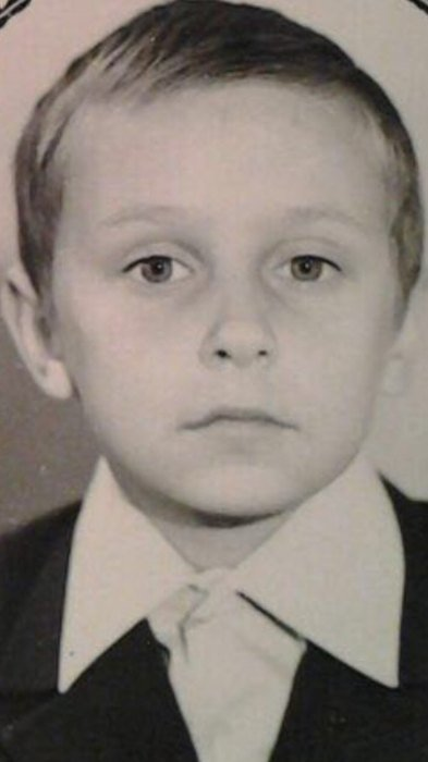 Вадим в детстве