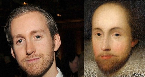 Адам Шульман и Уильям Шекспир
