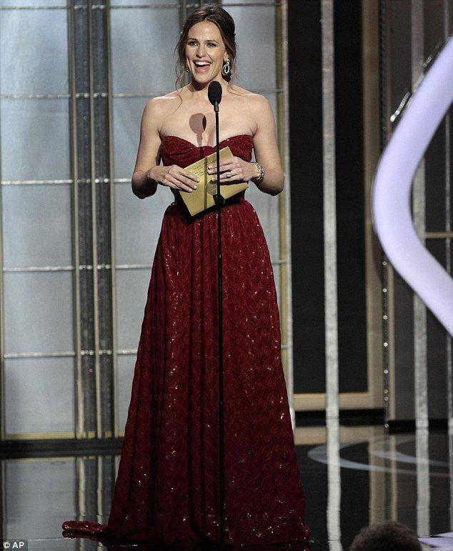 Дженнифер Гарнер на премии «Оскар»