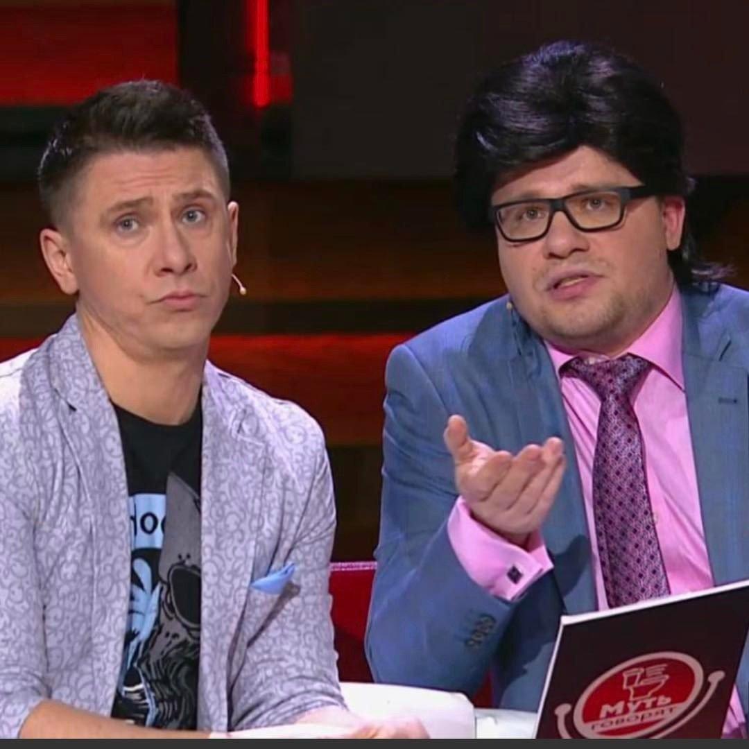 Гарил Харламов и Тимур Батрудинов кадр из «Comedy Club»