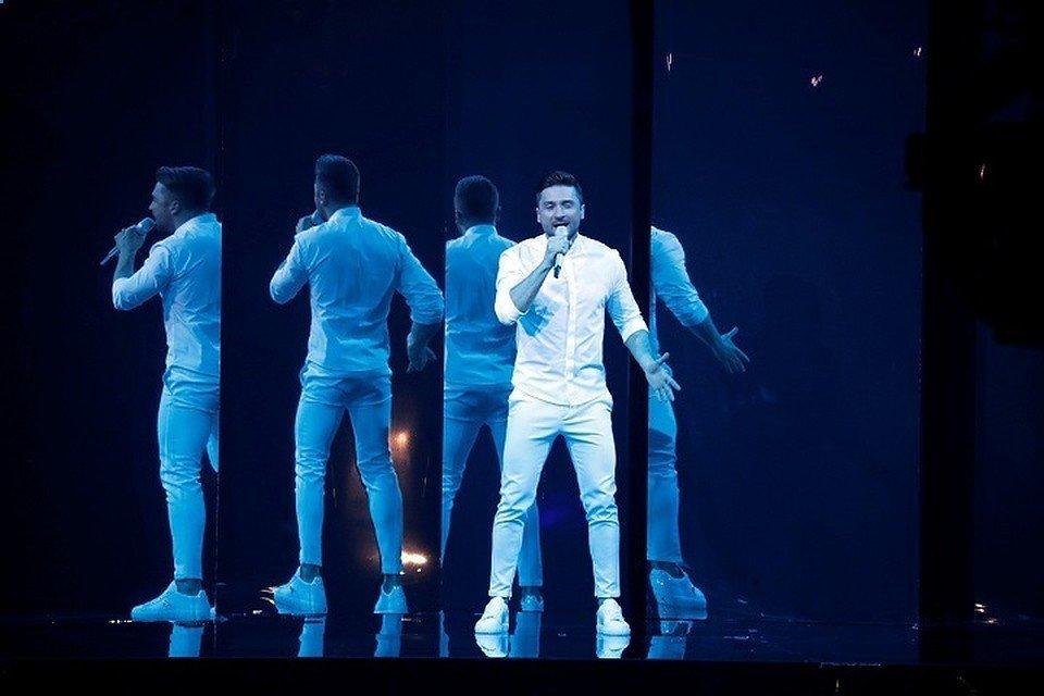 Сергей Лазарев выступил на «Евровидения-2019»
