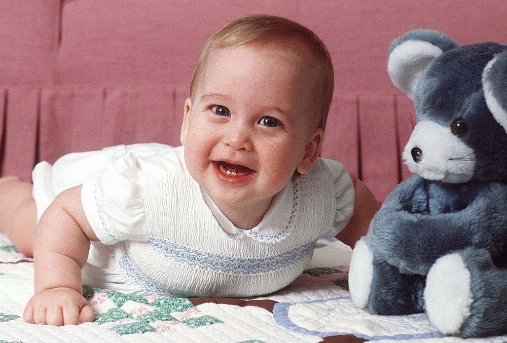 Уильям Артур Филипп Луис в детстве