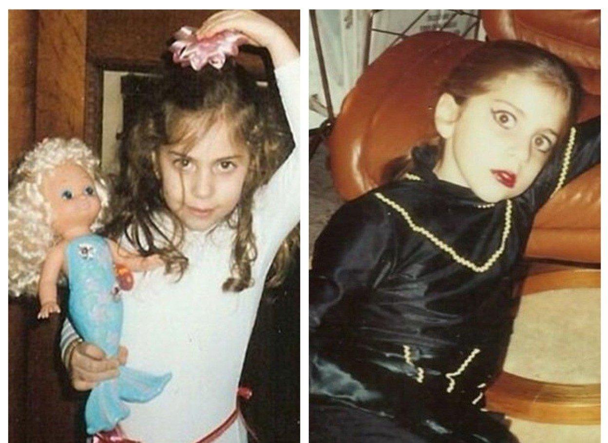 Маленькая Леди Гага