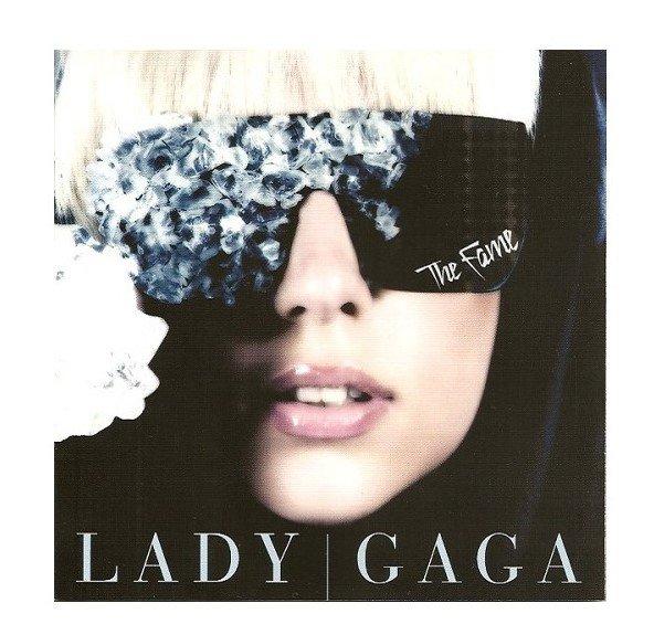 Обложка дебютного альбома Леди Гаги