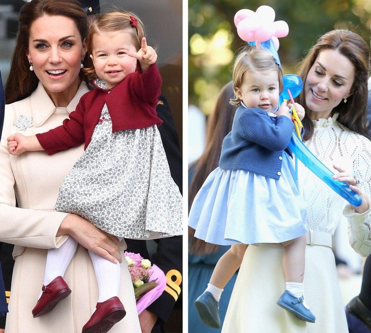 Образы принцессы Шарлотты