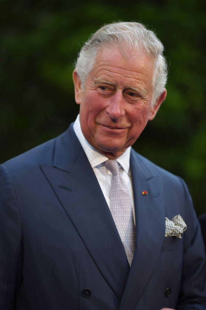 Его королевское высочество принц Чарльз Филипп Артур Джордж