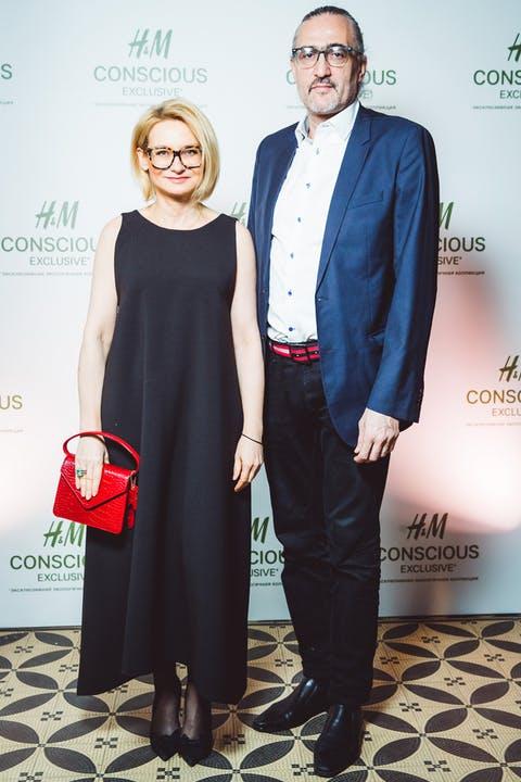 Дмитрий Семаков с возлюбленной Эвелиной Хромченко