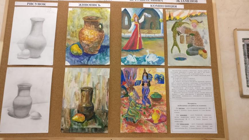 основы изобразительной грамоты рисунок живопись композиция