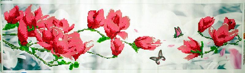 Автор: xPANTERAx, Фотозал: Мое хобби, Алмазная вышивка (ну или мозайка). Заказала на Алиэкспрессе. Понравился сам процесс и результат. пока не оформлена.