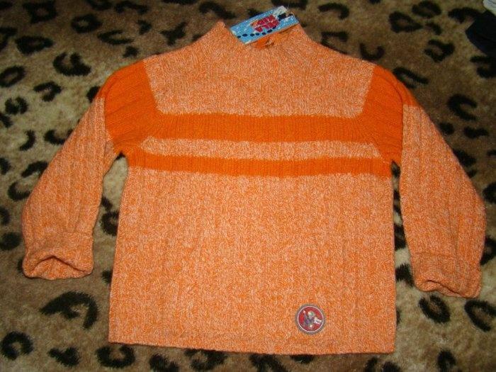 новый свитер села,шерсть,110-116см,200р
