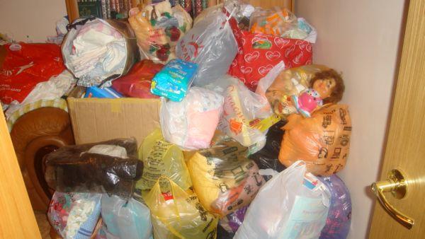 А вот так это выглядит в нашей квартире