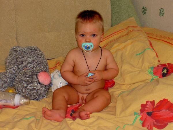 фото голыши малыши