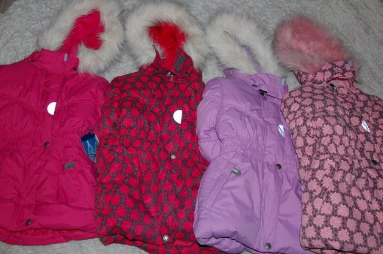 331 Rosa  цена 4100 p первая куртка цвет 263 р.104 , 104, р.116 вторая куртка цвет 2030 р.104, третья куртка цвет 162 р. четвертая куртка цвет 1760 р.104, 104, 134 все остатки по ссылке http://kids-butik.ru/forum/index.php?showtopic=2767