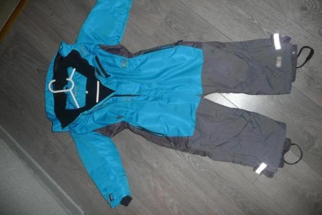 Комбенизон KETCH Alpine.  Зима, разм. 110, большемерит до 116  Тёплый, непродуваемый, на штанинах застежки под лыжные ботинки, в рукавах эластич. манжеты от снега с прорезью для пальца. Состояние отличное. 3000 р.