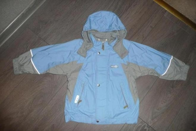 Костюм Куртка+ полукомбинезон Траваль Рему. Непромокаемый, мембрана, штаны одевали несколько раз. Состояние отличное. На осень-весну. Разм. 98, большемерит.3000 р.
