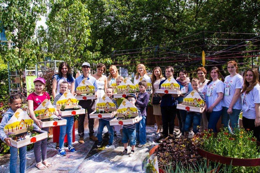 Дети смогут побыть дизайнерами и флористами на московском фестивале цветов