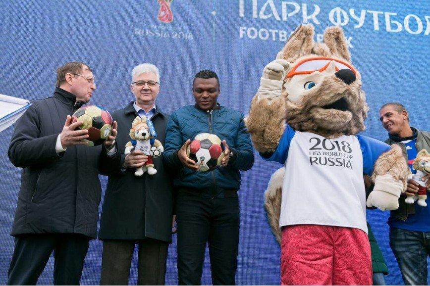 Забивака завоевывает сердца российских звезд