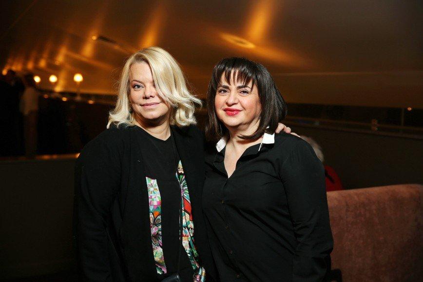 Татьяна Веденеева, Алена Свиридова, Игорь Костолевский поздравили Театр мюзикла с днем рождения