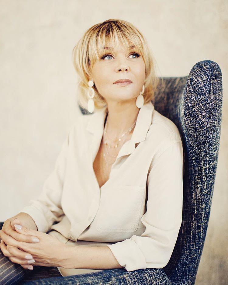 Юлия Меньшова: я слежу за тем, чтобы оставаться в одном весе