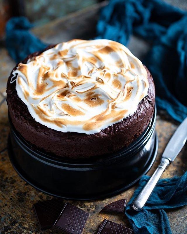 Как приготовить вкусный шоколадный торт без муки