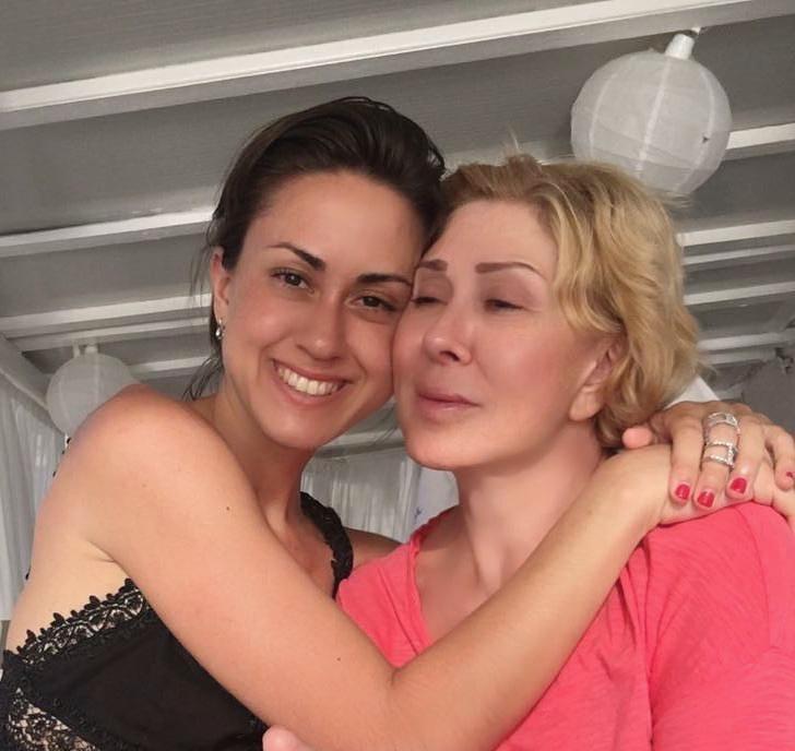 Я принимаю это: Любовь Успенская высказалась о недавнем интервью дочери