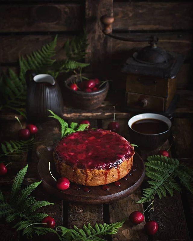 Сезонная радость! Три потрясающих рецепта выпечки с черешней