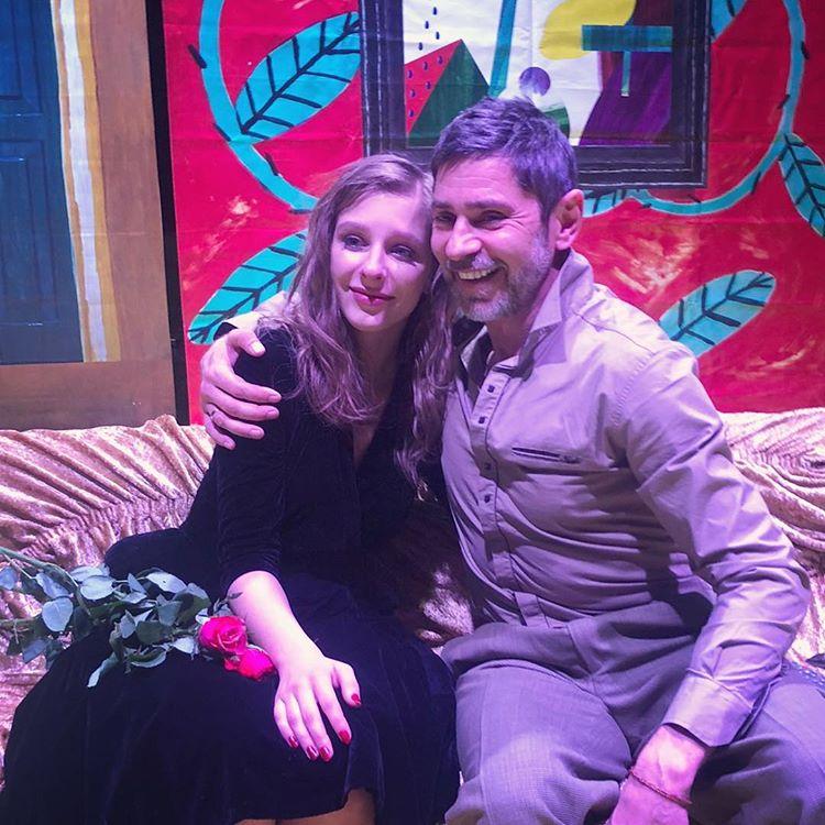 Ох, Валера: Лиза Арзамасова опубликовала редкие фото с Николаевым