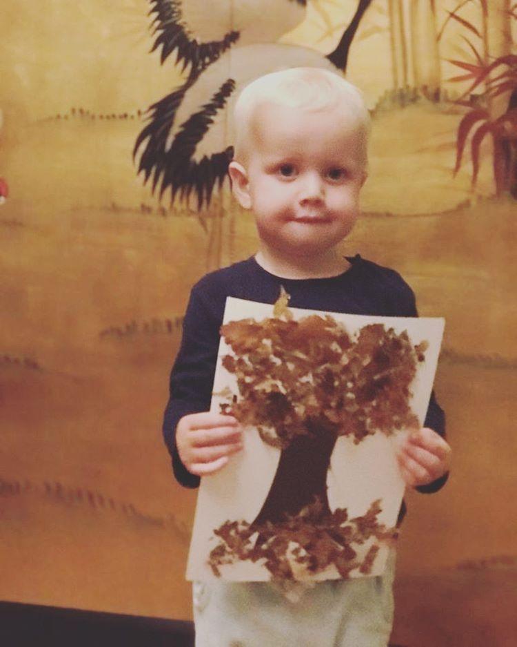 Папа, это дуб! Ксения Собчак с сыном мило поздравили Максима Виторгана с днем рождения