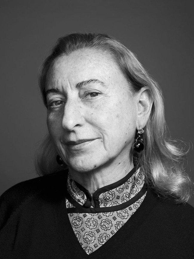Лицо моды: Миучча Прада отмечает 70-летие