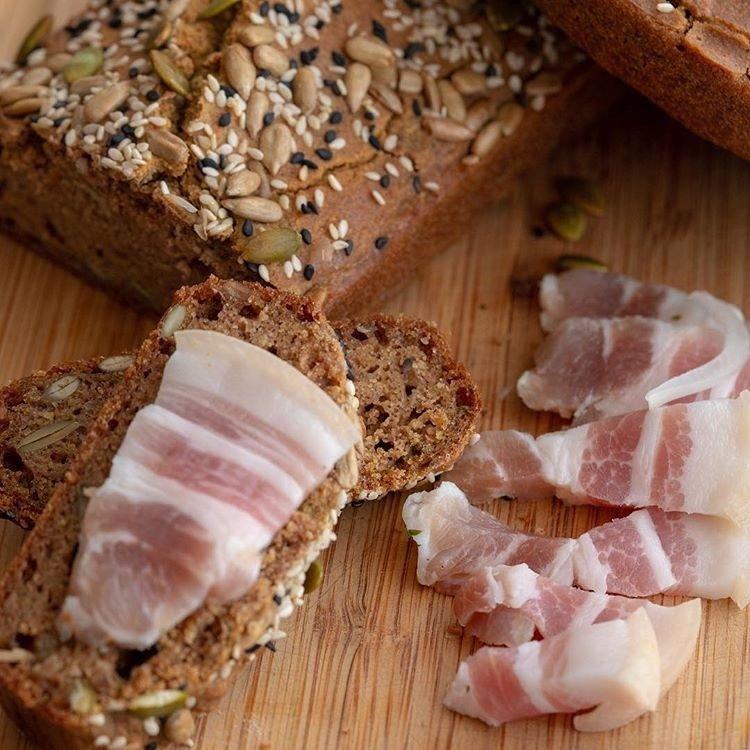 Для аллергиков: готовим хлеб без глютена, яиц и дрожжей