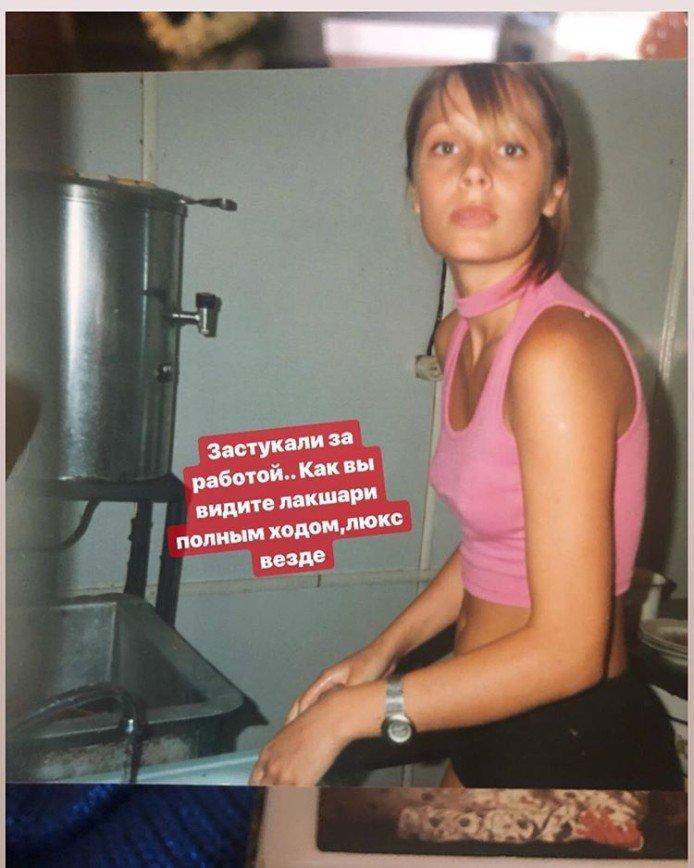 Я подрабатывала официанткой-посудомойкой: Наталья Рудова предалась студенческим воспоминаниям