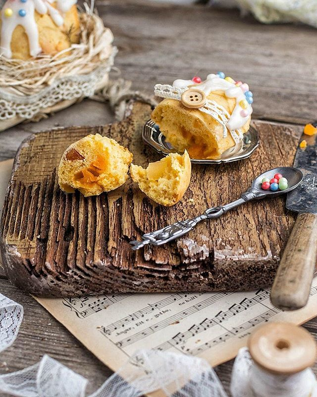 Подготовка к Пасхе: как испечь детские куличики с апельсином и цукатами