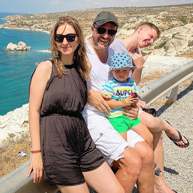 Богатый папа! Максим Виторган опубликовал фото с тремя детьми