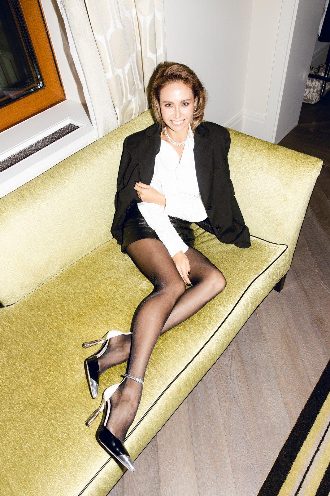 Равшана Куркова, Елена Лядова, Дарья Мороз и другие звезды на презентации нового итальянского бренда обуви