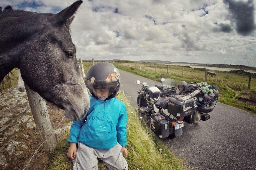 Путешествие по Европе на мотоцикле: [b][i]Ирландия[/b][/i]