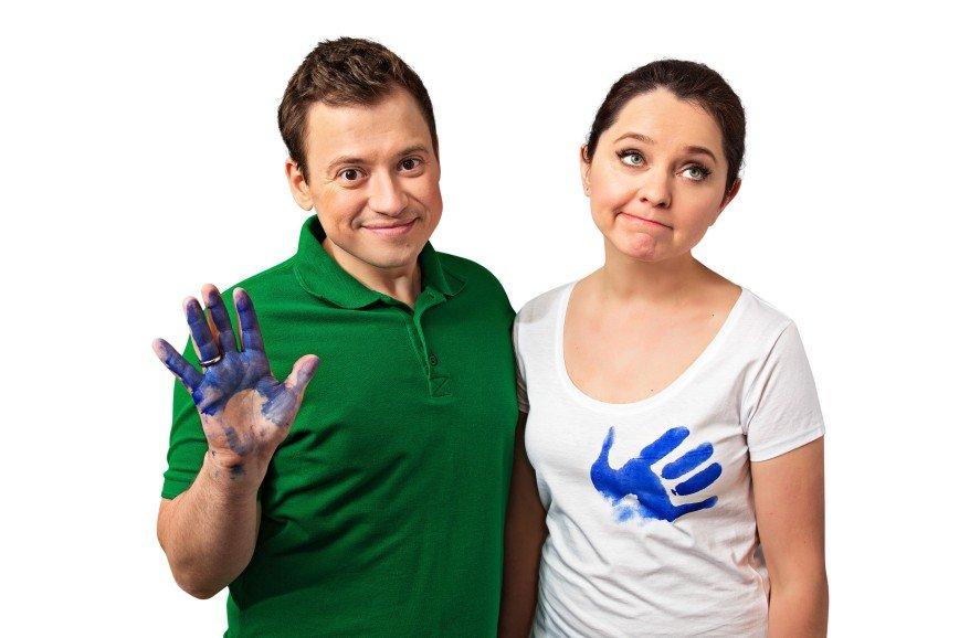 СашаТаня: самая смешная семейная пара российского ТВ снова на экранах