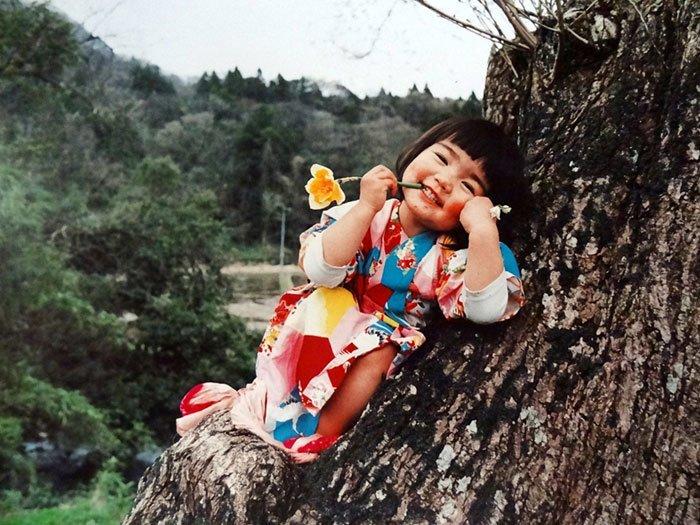 Приключения 4-летней японской девочки