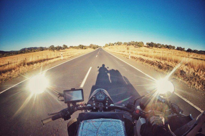 Путешествие по Европе на мотоцикле: [b][i]Андалузия, Испания[/b][/i]