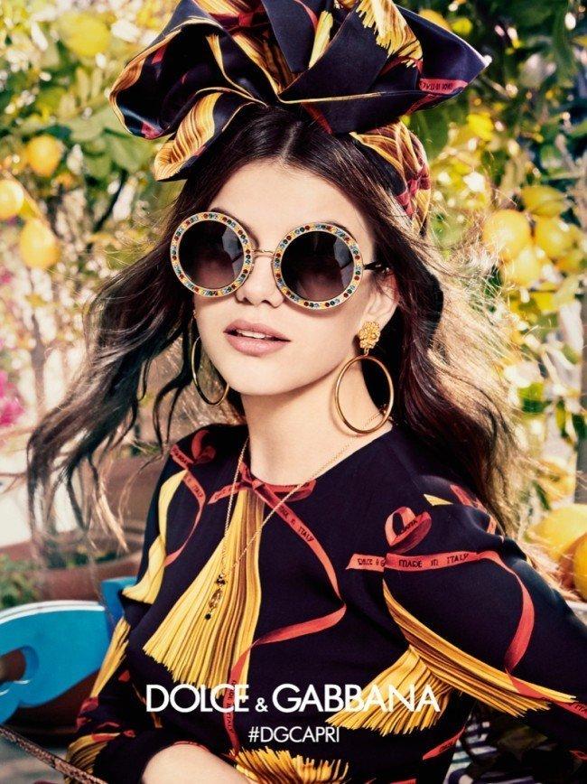 Dolce & Gabbana: чумовые очки из коллекции весна-2017