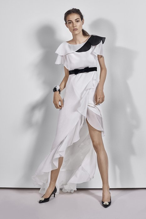 Любительницы платьев оценят круизную коллекцию Lanvin, 2018