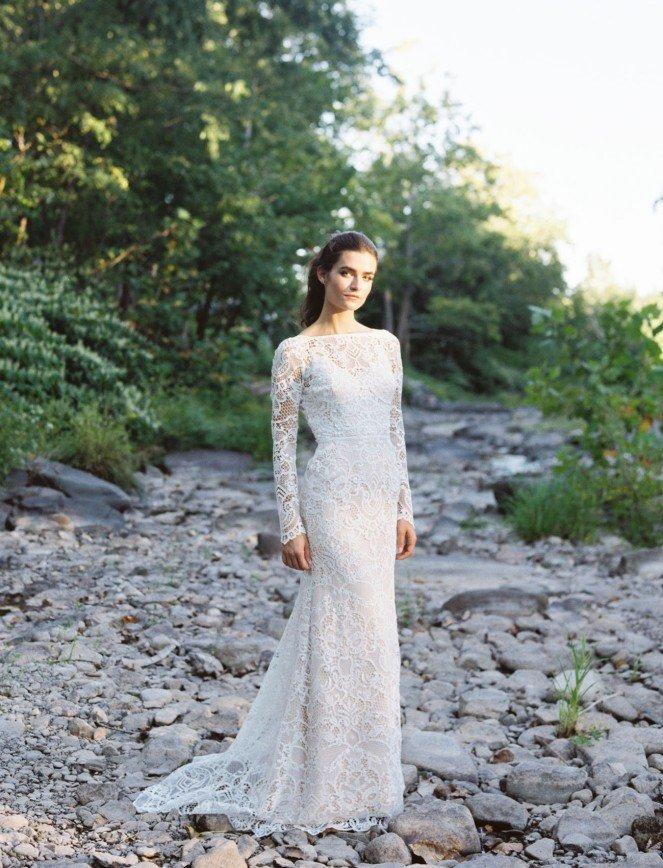 Свадебные платья Rebecca Schoneveld, весна 2017