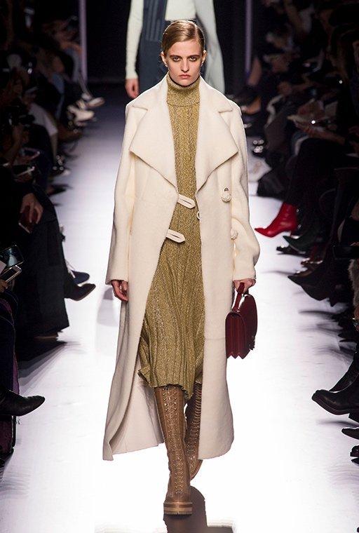Коллекция Hermès, осень-зима 2017/18