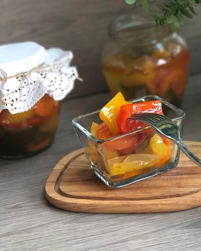 Домашние заготовки: маринуем сезонные овощи на зиму