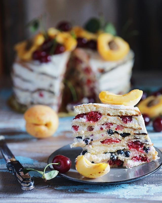 Смогут все: вкусный тортик для хозяек любого уровня