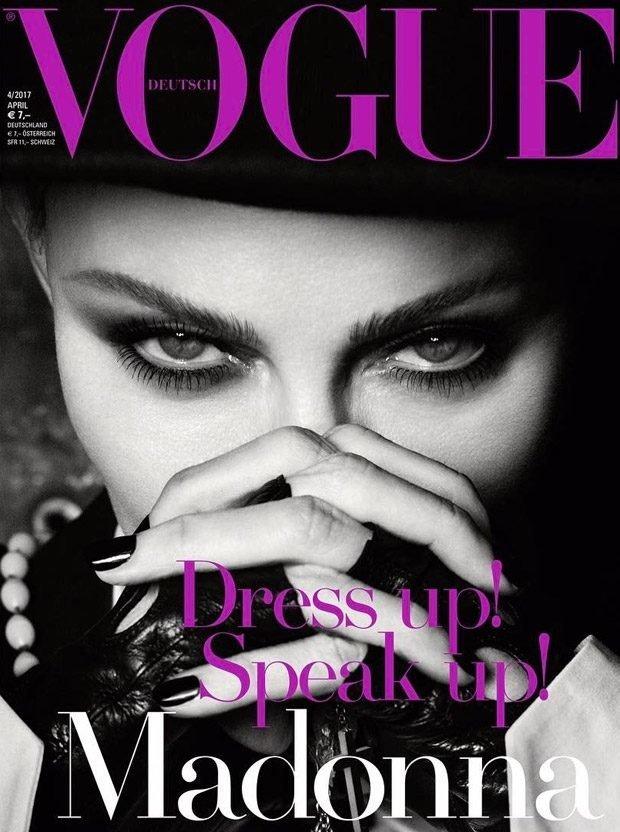Неуемная Мадонна